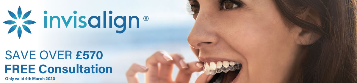 Invisalign Offer RD Dental Leicester